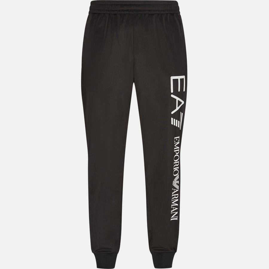 PJ08Z-8NPPA4 - Sweatpants - Bukser - Regular - SORT - 1
