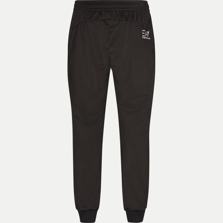 PJ08Z-8NPPA4 - Sweatpants - Bukser - Regular - SORT - 2