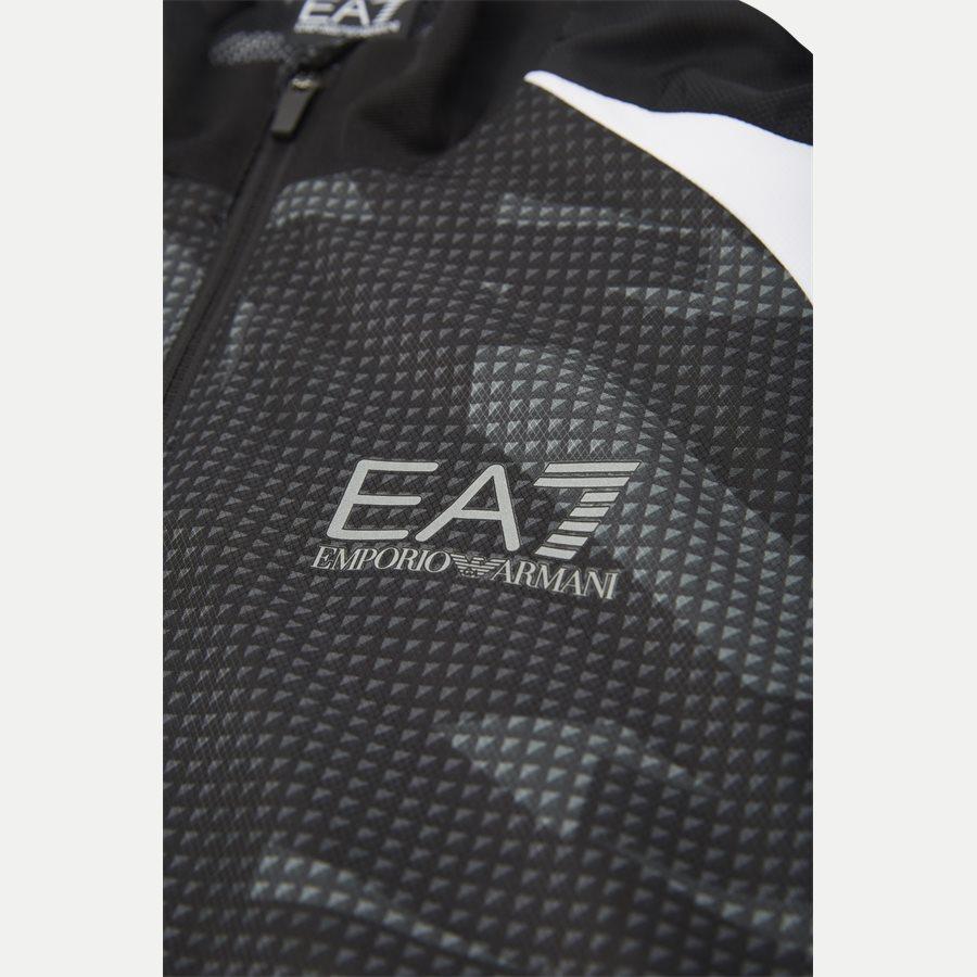 PN30Z-3ZPV02 - Tracksuit - Sweatshirts - Regular - SORT - 4