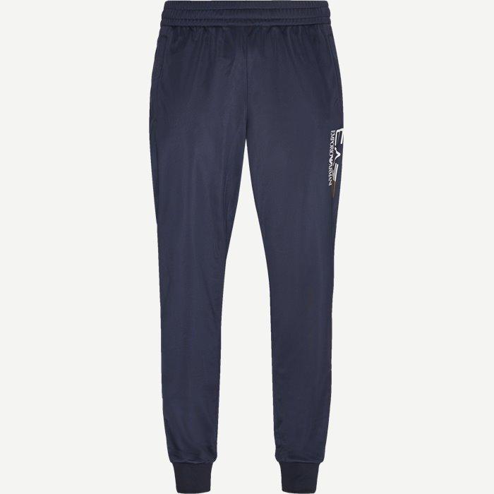 Sweatpants - Bukser - Regular - Blå