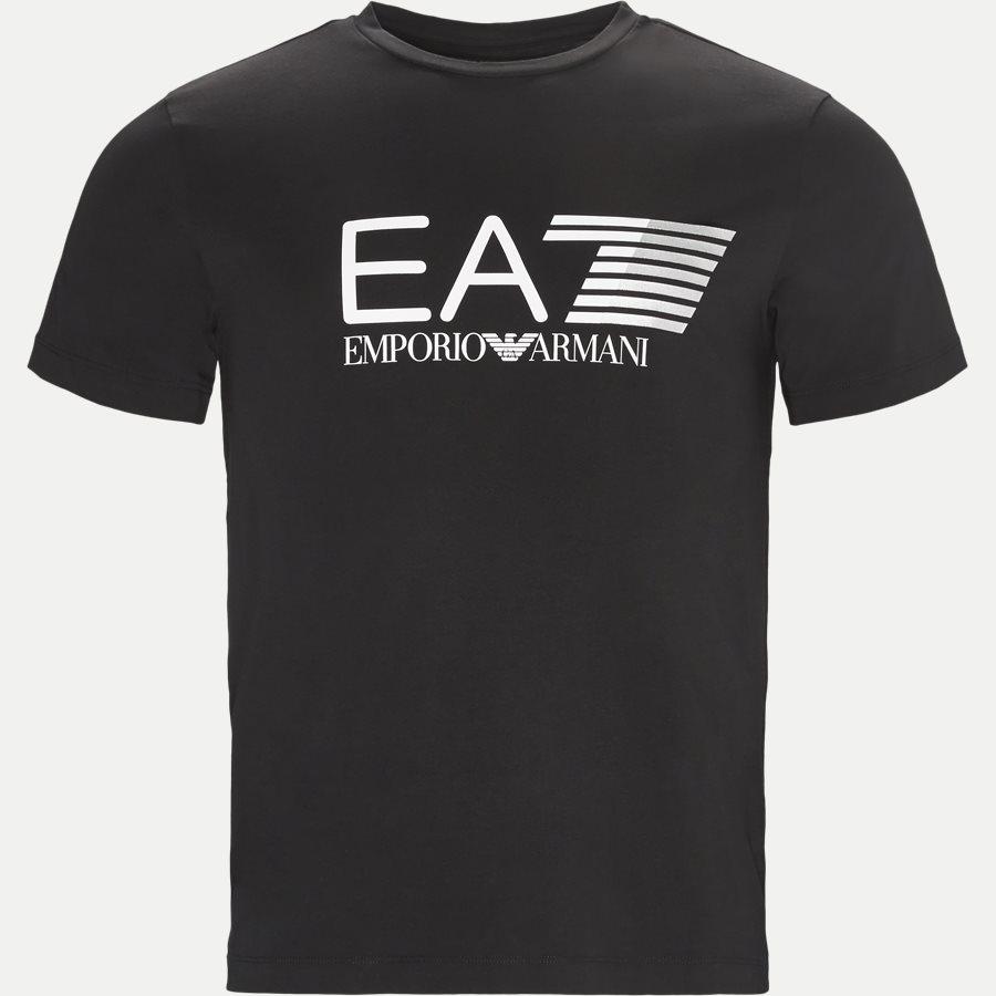 PJ03Z-3ZPT62 - Jersey T-shirt - T-shirts - Regular - SORT - 1