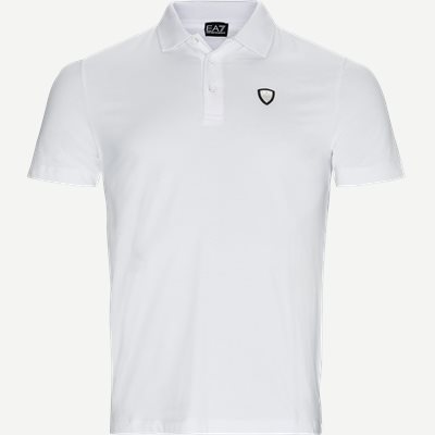 Polo T-shirt Regular | Polo T-shirt | Hvid