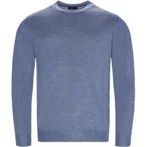 Wool Iq Strik Regular   Wool Iq Strik   Blå