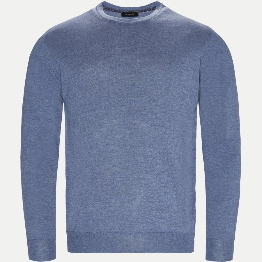 COOL WOOL IQ. - Wool Iq Strik - Strik - Regular - LYSBLÅ - 1