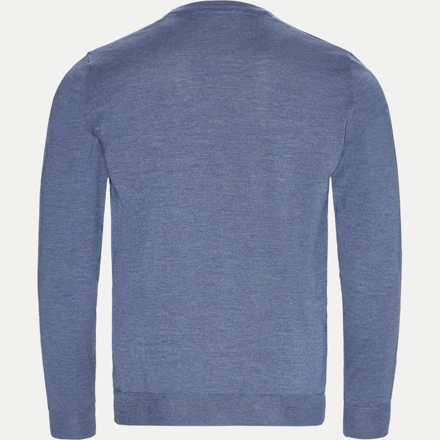 COOL WOOL IQ. - Wool Iq Strik - Strik - Regular - LYSBLÅ - 2