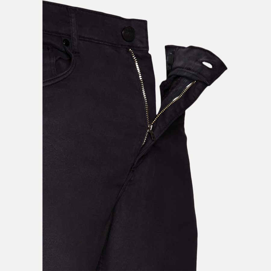 SUEDE TOUCH BURTON N.. - Suede Touch Burton Jeans - Jeans - Regular - NAVY - 4