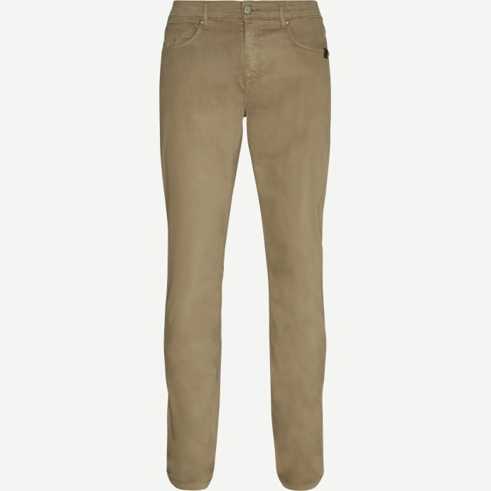 Suede Touch Burton Jeans - Jeans - Regular - Sand