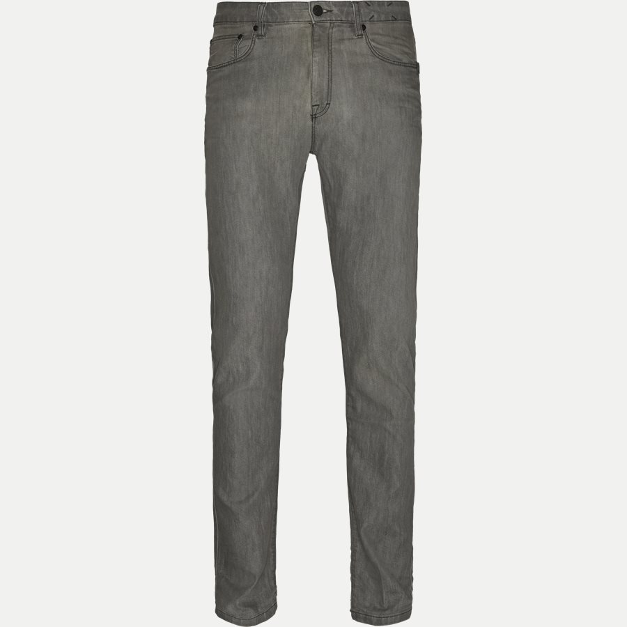 3D BURTON N, - 3D Burton Jeans - Jeans - Regular - GRÅ - 1