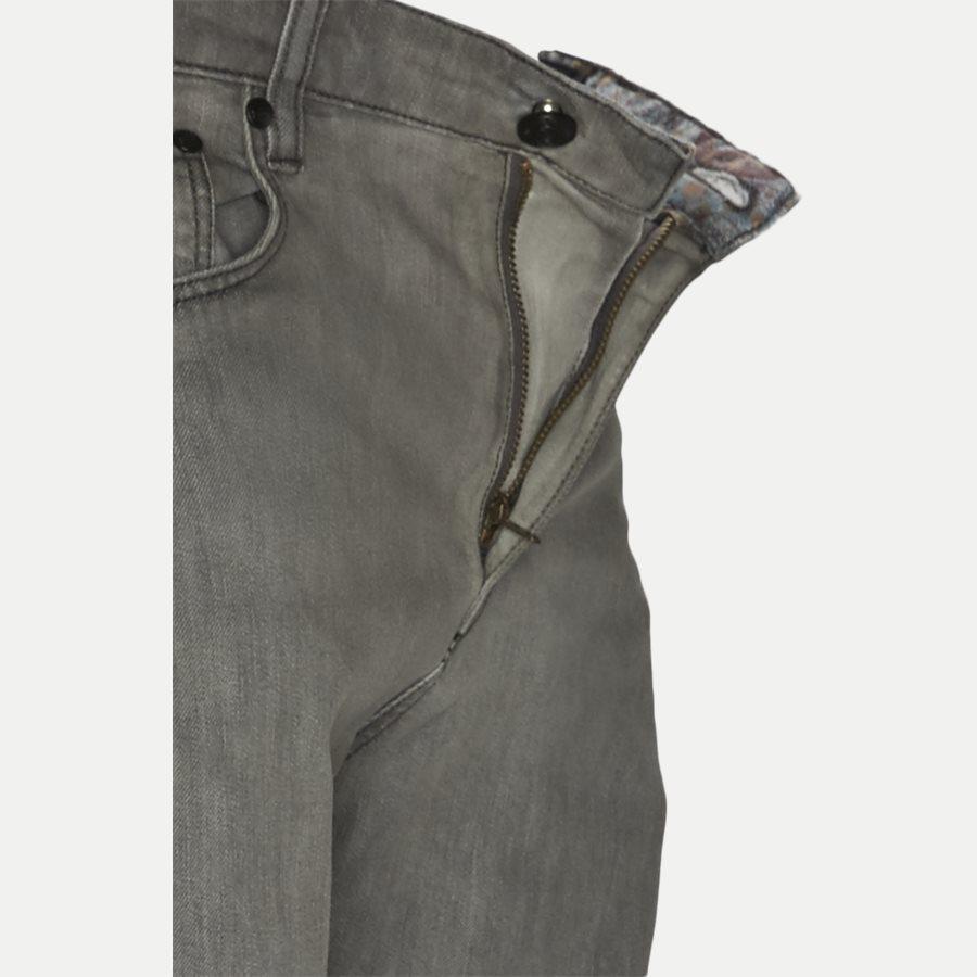 3D BURTON N, - 3D Burton Jeans - Jeans - Regular - GRÅ - 4