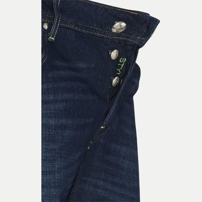 J622 Handmade Tailored Jeans