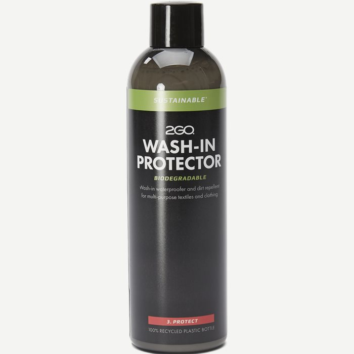 In Wash Protection - Accessories - Hvid