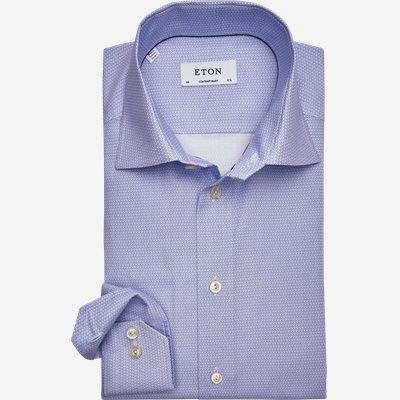 2710 Poplin Skjorte 2710 Poplin Skjorte | Blå