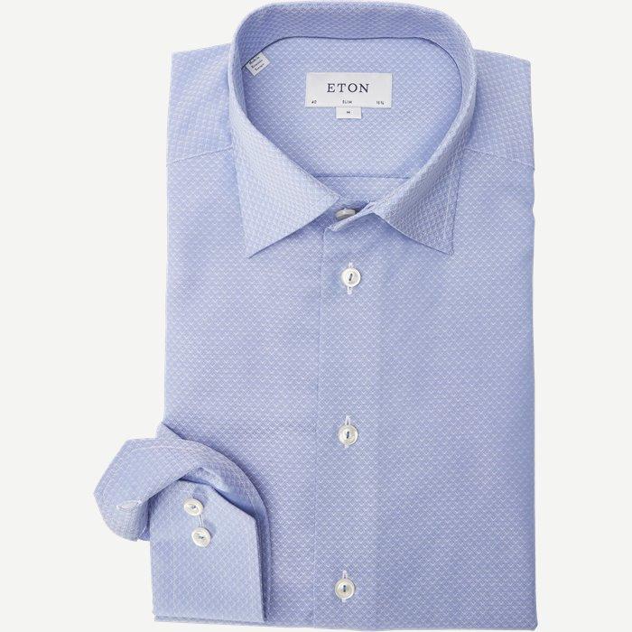 Pinpoint Skjorte - Skjorter - Blå