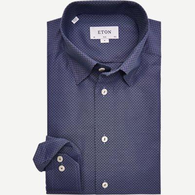 4708 Pinpoint Skjorte 4708 Pinpoint Skjorte | Blå