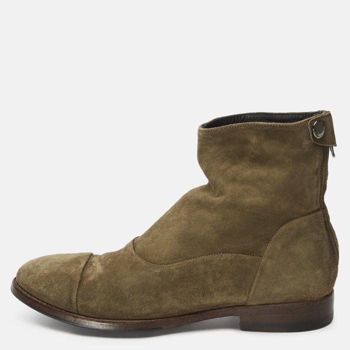 sko - Sko - Grøn