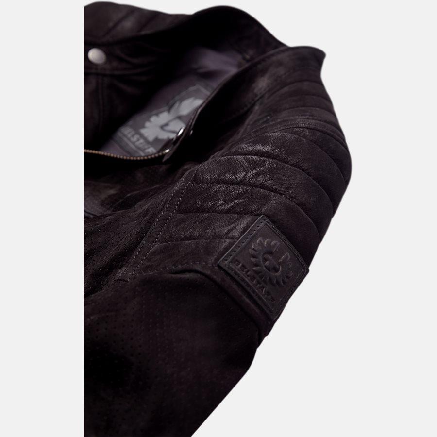 71020620 WEYBRIGDE PERFORATED - Jakke - Jakker - Regular fit - BLACK - 5