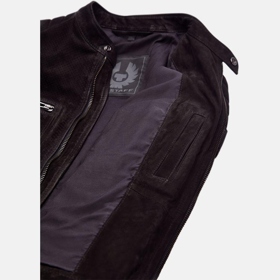 71020620 WEYBRIGDE PERFORATED - Jakke - Jakker - Regular fit - BLACK - 6