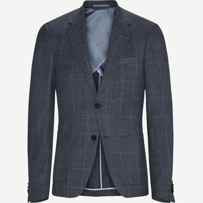 Axel Rod Blazer - Blazer - Regular - Blå