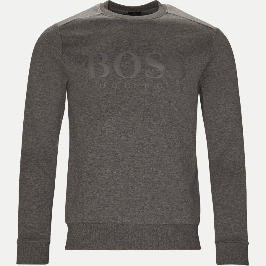 50379126 SALBO - Salbo Sweatshirt - Sweatshirts - Slim - GRÅ - 1