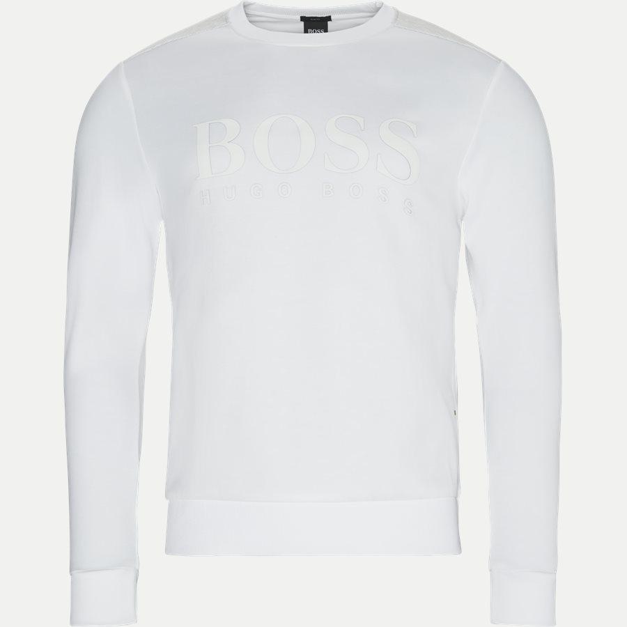 50379126 SALBO - Salbo Sweatshirt - Sweatshirts - Slim - HVID - 1