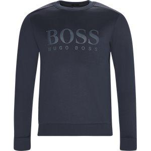 Salbo Sweatshirt Slim | Salbo Sweatshirt | Blå