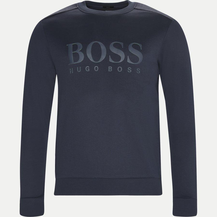 50379126 SALBO - Salbo Sweatshirt - Sweatshirts - Slim - NAVY - 1