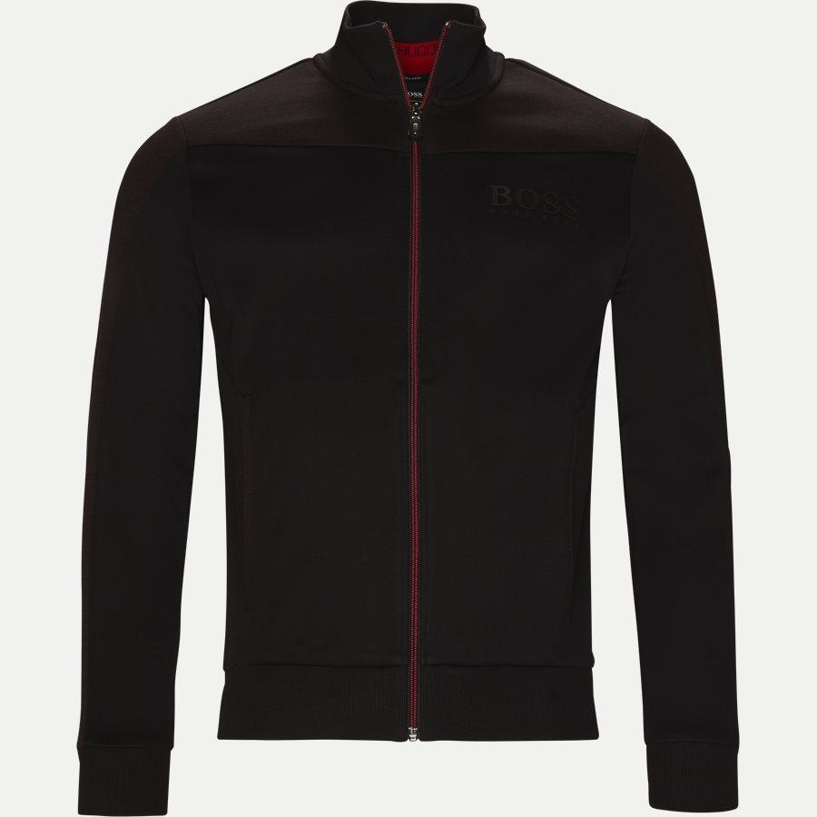 50379131 SKAZ - Skaz Sweatshirt - Sweatshirts - Regular - SORT - 1