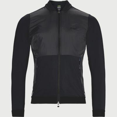 Symotech Sweatshirt Slim | Symotech Sweatshirt | Sort