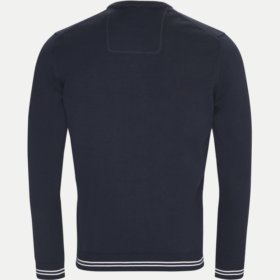 50378793 RIME - Rime Crew Neck Strik - Strik - Regular - NAVY - 2