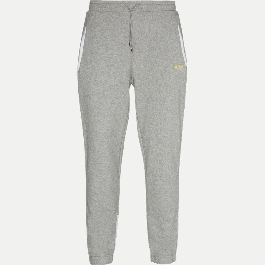 50383363 HALKO - Sweatpants - Bukser - Regular - GRÅ - 1