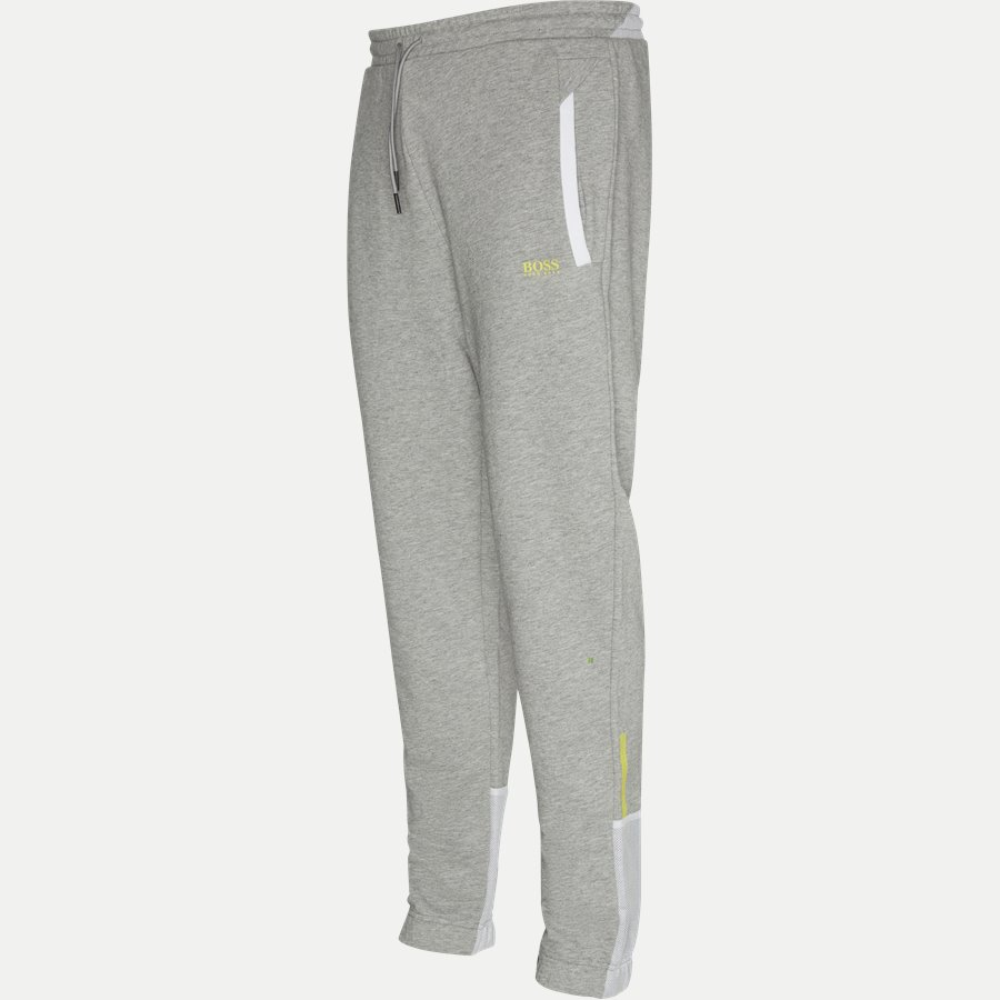 50383363 HALKO - Sweatpants - Bukser - Regular - GRÅ - 4