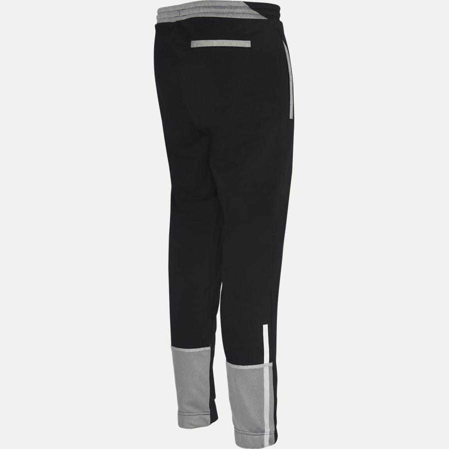 50383363 HALKO - Sweatpants - Bukser - Regular - SORT - 3