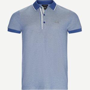 Paule4 Polo T-shirt Slim   Paule4 Polo T-shirt   Blå