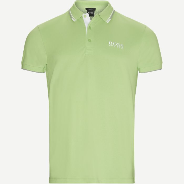 Paddy Pro Polo T-shirt - T-shirts - Regular - Grøn