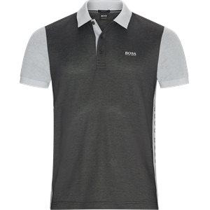 Paddy1 Polo T-shirt Regular   Paddy1 Polo T-shirt   Sort