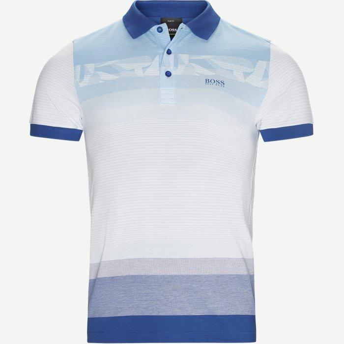Paule6 Polo T-shirt - T-shirts - Slim - Blå