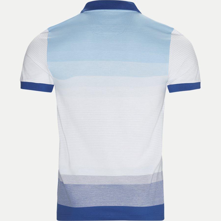 50383855 PAULE 6 - Paule6 Polo T-shirt - T-shirts - Slim - BLÅ - 2