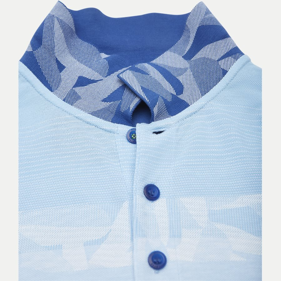 50383855 PAULE 6 - Paule6 Polo T-shirt - T-shirts - Slim - BLÅ - 3