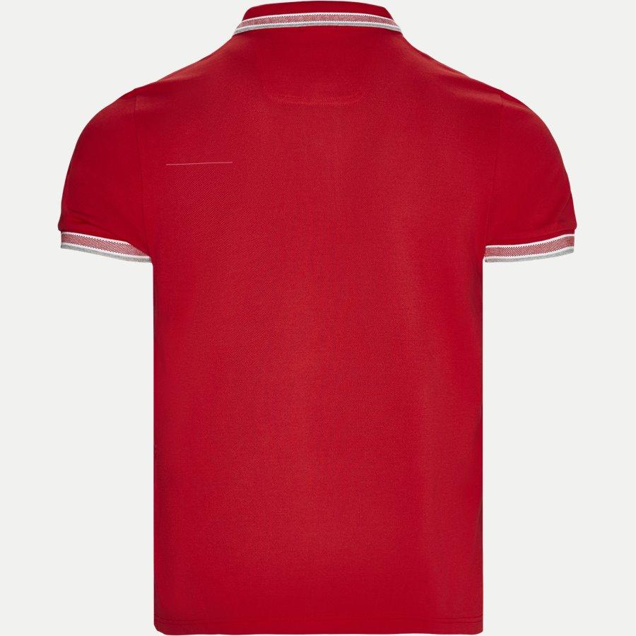 50302557 PADDY. - Paddy Polo T-shirt - T-shirts - Regular - RØD - 2