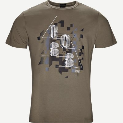 Tee3 T-shirt Regular | Tee3 T-shirt | Army