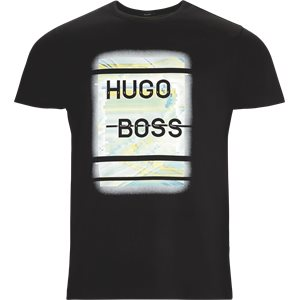 Tee8 T-shirt Regular | Tee8 T-shirt | Sort