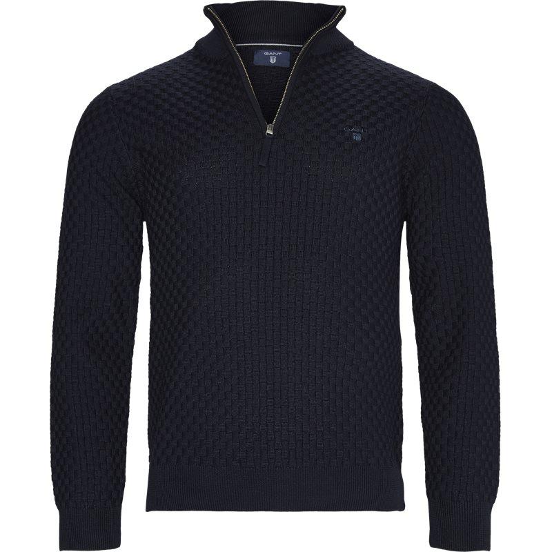 Image of   Gant - Half zip Knit