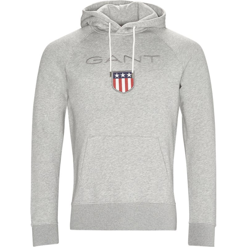 Gant - Shield Hoodie Sweatshirt