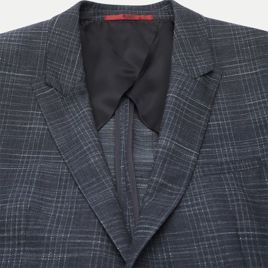 50382800 ARTI - Arti Unconstructed Blazer - Blazer - Ekstra slim fit - NAVY - 3