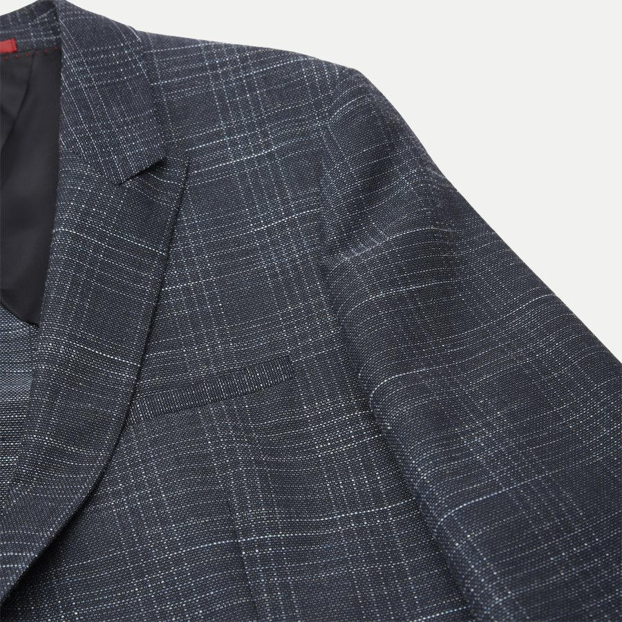 50382800 ARTI - Arti Unconstructed Blazer - Blazer - Ekstra slim fit - NAVY - 4