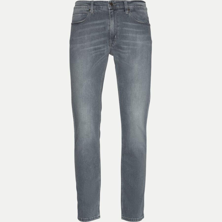 50382857 HUGO 734 - Jeans - Jeans - Regular - GRÅ - 1