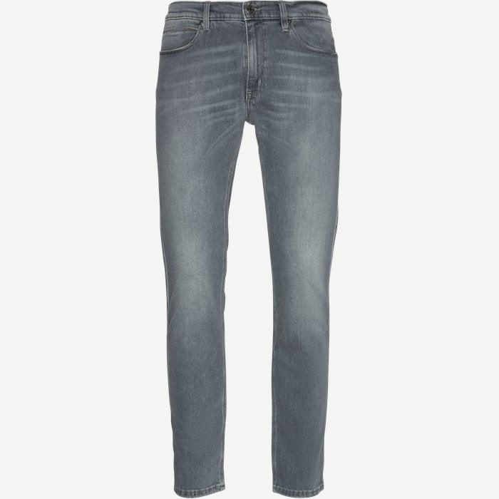 Jeans - Skinny fit - Grå