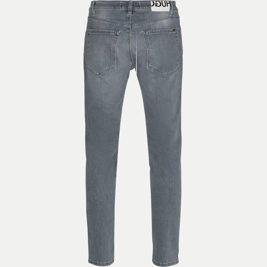 50382857 HUGO 734 - Jeans - Jeans - Regular - GRÅ - 2