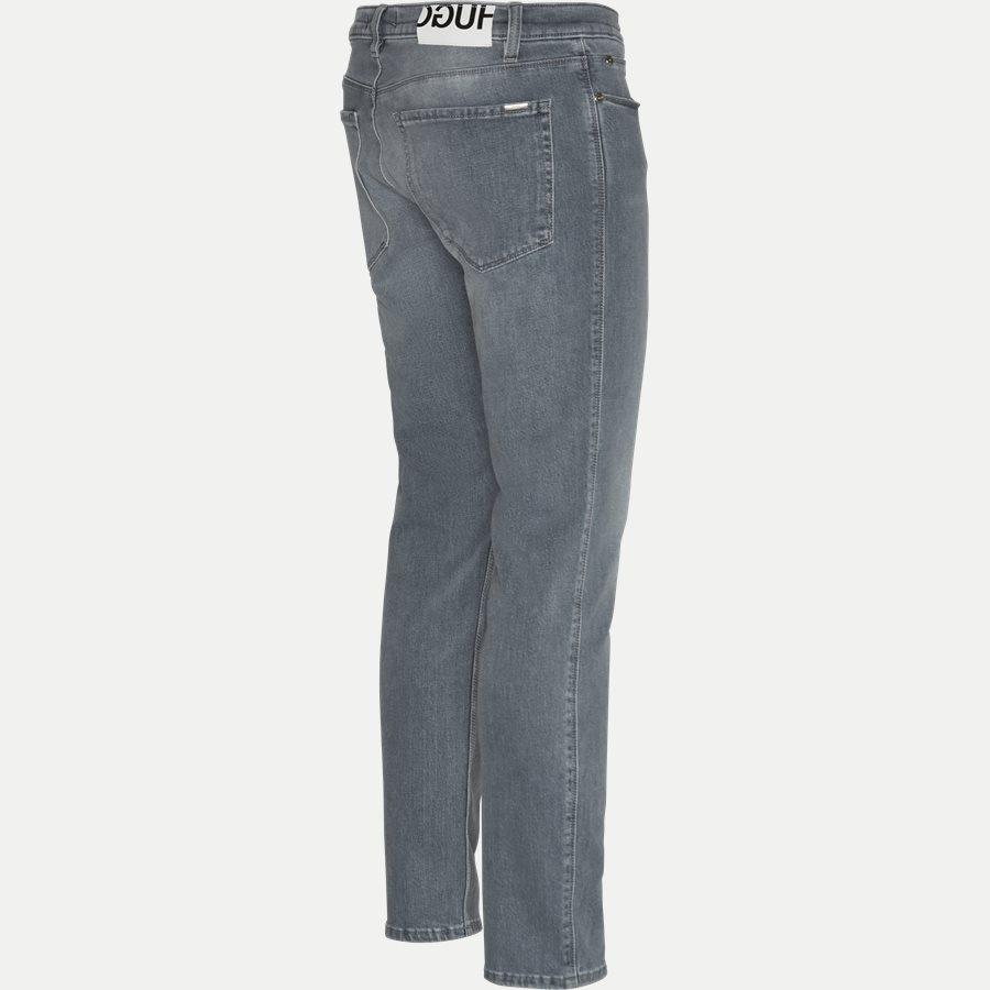 50382857 HUGO 734 - Jeans - Jeans - Regular - GRÅ - 3