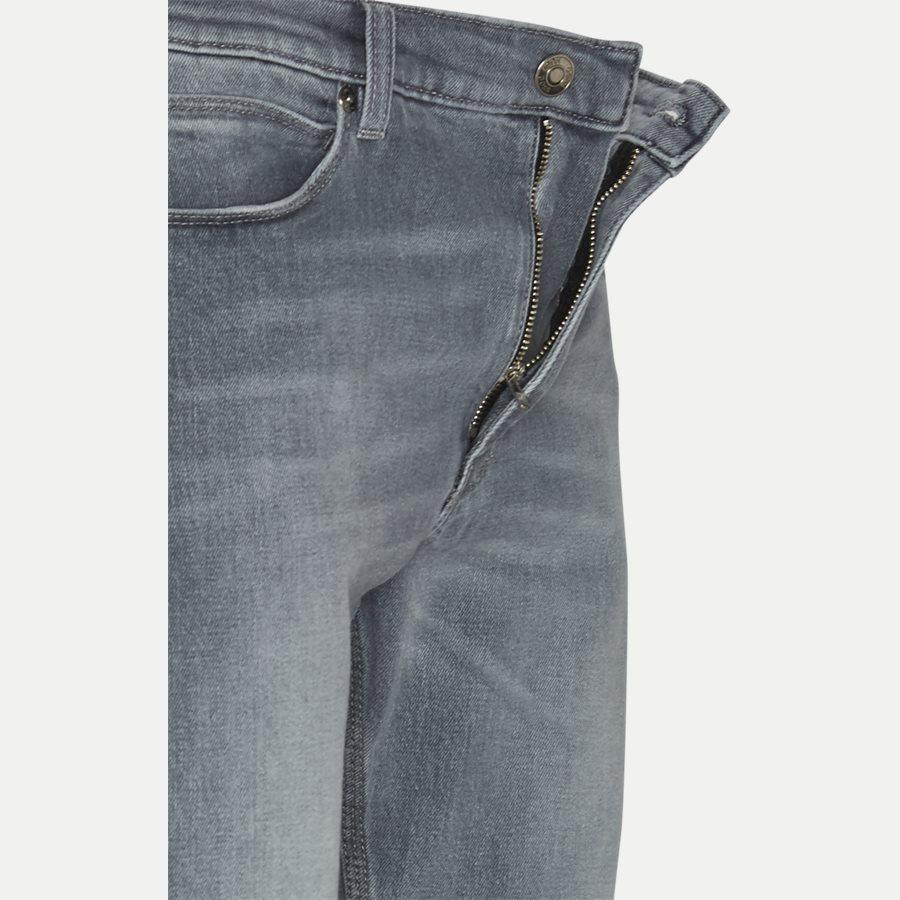 50382857 HUGO 734 - Jeans - Jeans - Regular - GRÅ - 4